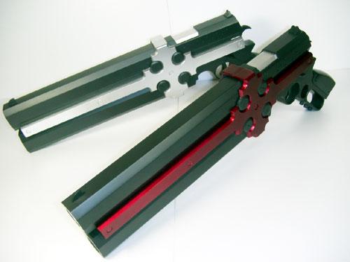 Gungrave GUNS  Gungrave Cerberus Guns