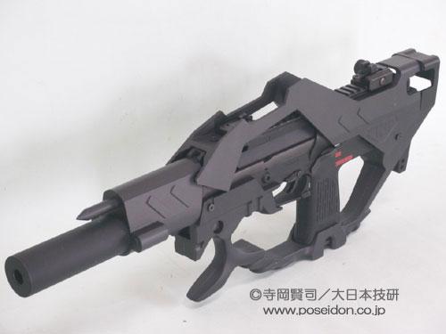 MP7A1カスタム「峨,」